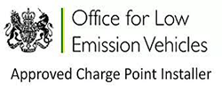 Office for Low Emission Vehicles Approved Charge Point Installer