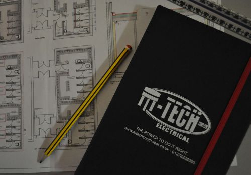 image of m-tech notepad
